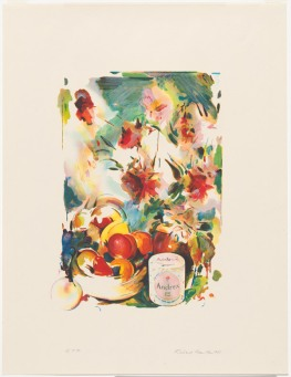 Richard Hamilton, 'Flower piece B', 1976, National Gallery of Australia