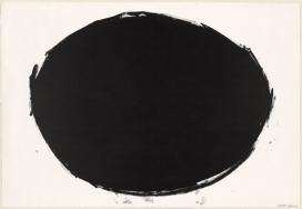 Richard Serra, Spoleto circle, 1972