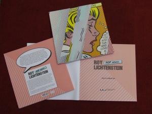 Roy Lichtenstein: Pop remix