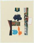 Robert Rauschenberg, Horsefeathers thirteen - XIV, 1972