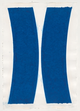 Ellsworth Kelly, 'Colored paper image V', 1976, National Gallery of Australia, Canberra
