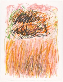 Joan Mitchell 'Flower I' 1981 from the 'Bedford' series 1981
