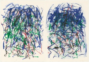 Painting Joan Mitchell